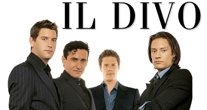 Il Divo live in London