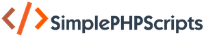 Simple PHP Scripts Logo