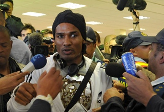 Malouda wants to forget
