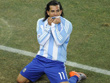 Argentina see off Mexico