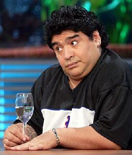 Maradona has emergency surgery after dog bite